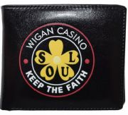 Wallet 4 - Northern soul Wigan casino